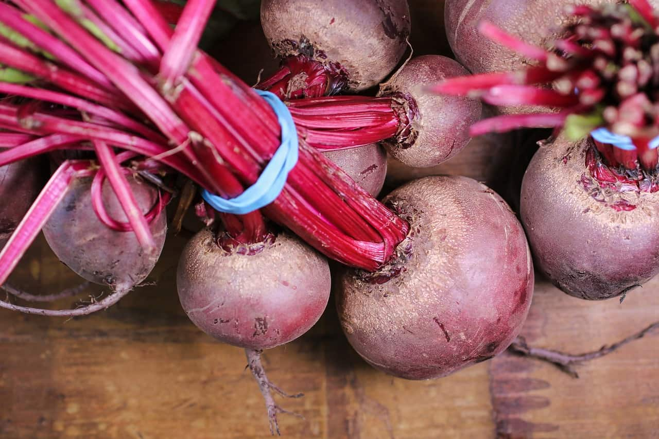 Beet supplementation